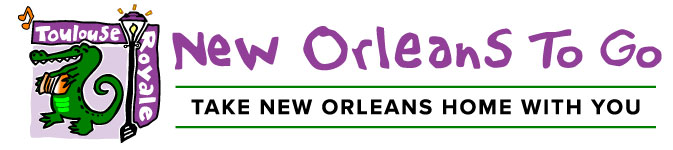 Everything New Orleans To Go